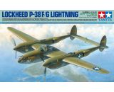 Lockheed P-38F/G Lightning 1:48