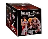 ATTACK ON TITAN REAL FIGURE COLLECTION WAVE 2