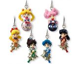 Sailor Moon Twinkle Dolly Vol 1 Mini Strap Trading Figures (1 pack)