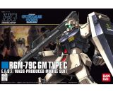 #113 RGM-79C GM Type C HGUC Action Figure (1/144 Scale)