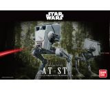 "AT-ST ""Star Wars"", Bandai Star Wars 1/48 Plastic Model"