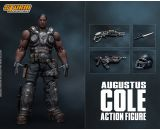 "Augustus Cole ""Gears of War"", Storm Collectibles 1:12 Action Figure"