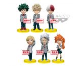 MY HERO ACADEMIA WORLD COLLECTABLE FIGURE Vol.4