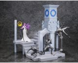 "Extension Set : Fire Clock of the Sanctuary -Goddess Athena and Soldiers- ""Saint Seiya"", Bandai D.D.Panoramation"