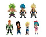 "Dragon Ball Adverge 12 SET ""Dragon Ball Super"", Bandai Adverge"
