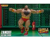 Zangief Action Figure