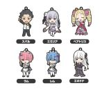 Re:Zero - Starting Life in Another World Nendoroid Plus Collectible Keychains