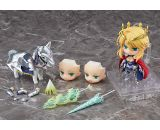 Lancer/Altria Pendragon and Dun Stallion Nendoroid