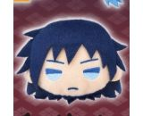 "Charamaru ""Demon Slayer: Kimetsu no Yaiba"" Mascot Badge F: Giyu Tomioka"