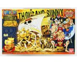 "Thousand Sunny (Commemorative color Ver.) ""One Piece Film Gold"", Bandai Grand Ship Collection"