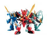 Variable Action MINI Mado King Granzort 3 MODELS SET (Re-opening for Pre-order)