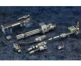 ZOIDS HMM Zoids Customize Parts Beam Gatling Set
