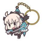 FGO Saber/ Okita Souji TSUMAMARE key chain (re-run)