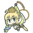Fate/Grand Order Archer Artoria Pendragon TSUMAMARE key chain