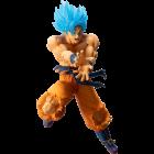 "Super Saiyan God SS  Son Goku ""Dragon Ball"", Bandai Ichiban Figure"