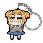 Punish Popuko TSUMAMARE Key Chain