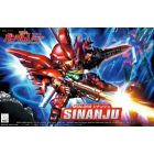 Sinanju Gundam SD