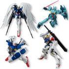 Mobile Suit Gundam Universal unit 3 Candy Toys & gum (Mobile Suit Gundam)