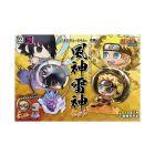 Naruto Shippuden: Fujin Naruto Uzumaki & Raijin Sasuke Uchiha Set