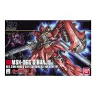 116 Msn- 06S Sinanju Gundam HGUC