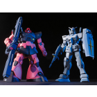 Rx-78-3 Gundam G3 Vs CharS Rick Dom