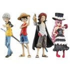 One Piece Promise of the Straw Hat Half Age Trading Figures Vol. 5