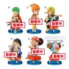 ONE PIECE WORLD COLLECTABLE FIGURE-JAPANESE STYLE-