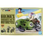Bulma's Variable #19 Bike Drag