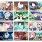 Little Witch Academia Collectible Post Cards