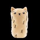 """Mini 7"""" Hairy Potato Cat Plush"""