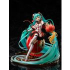 [F:NEX x POPPRO] Hatsune Miku 2021 Chinese New Year Ver. 1/7 Scale Figure