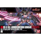 "199 Full Armor Destroy Mode/Red Version ""Gundam Unicorn"" HGUC Model Kit"