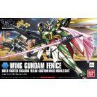 HGBF Wing Gundam Fenice Action Figure