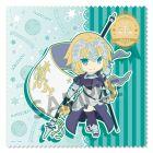 Pikuriru! Fate/Grand Order Microfiber Cloth Ruler/Jeanne d'Arc