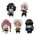 Demon Slayer Tanjiro and the HASHIRAs Mascot Set B