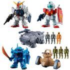 """Mobile Suit Gundam Micro Wars 2 """"Mobile Suit Gundam"""", Bandai Micro Wars"""