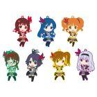 Nendoroid Plus Collectible Rubber Straps: 765PRO ALLSTARS Revolution Night A