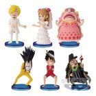 ONE PIECE WORLD COLLECTABLE FIGURE-HALLCAKE ISLAND 2-