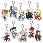 Pikuriru! Fate/Grand Order Trading Acrylic Keychain (3rd-run)