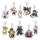 Pikuriru! Fate/Grand Order Trading Acrylic Keychain vol.5
