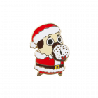 Puglie Holiday Pin