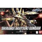 "#38 Shiranui Akatsuki Gundam ""Gundam SEED Destiny"", Bandai HG SEED"