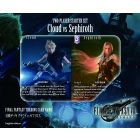 FINAL FANTASY TRADING CARD GAME: Cloud vs. Sephiroth TWO PLAYER STARTER SET