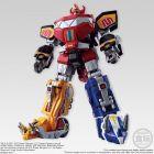 """Super Mini Pla Megazord """"Power Rangers"""", Bandai Shokugan"""