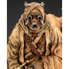 Star Wars: A New Hope ARTFX Artist Series Tusken Raider Barbaric Desert Tribe