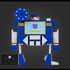 Transformers Soundwave Vinyl