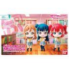 Yoshiko, Hanamura, Ruby: Love Live! Sunshine!! x Tamashii Nations Petiture-rise Model Kit