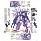 "ZZ Gundam Ver.Ka ""ZZ GUndam"", Bandai MG 1/100"