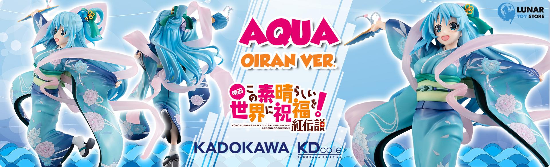 Aqua Oiran Ver.