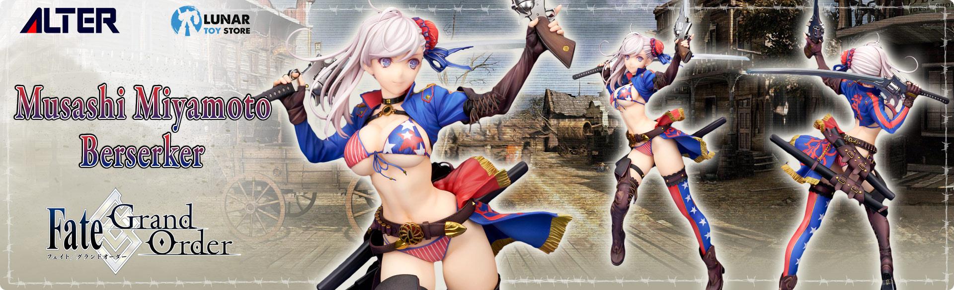 Berserker - Musashi Miyamoto